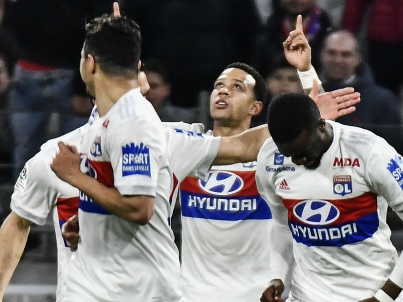 Lyon-Toulouse 2-0, avec un doublé de Depay, l'OL domine Toulouse et confirme son redressement