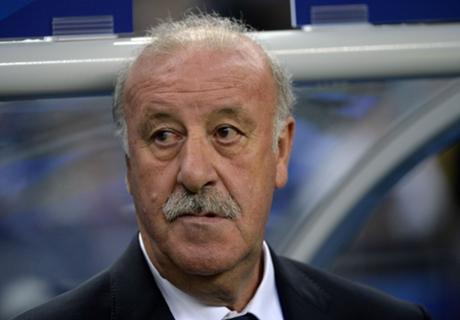 Del Bosque seeks improvement