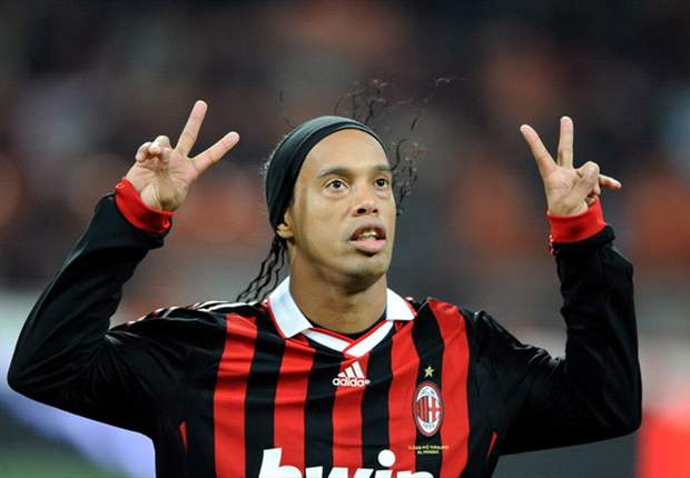 Ronaldinho's Agent Denies Current Contract Talks With Milan But Both Parties Willing To Meet