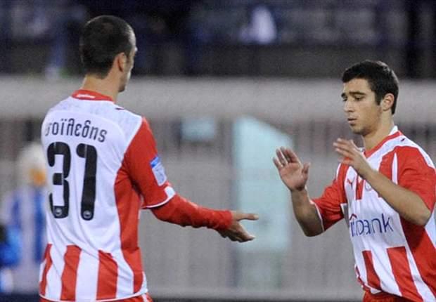 Fetfatzidis kemungkinan akan menggantikan peran Amalfitano di Marseille