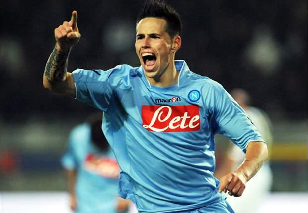 Napoli Star Marek Hamsik Dismisses Talk Of Juventus Move