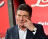 Inter sacks Mazzarri as manager
