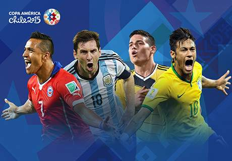 Copa America Draw - reaction LIVE!