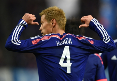 Match Report: Japan 6-0 Honduras