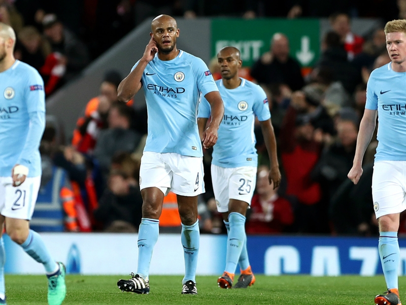 La statistique qui illustre le match sans de Manchester City face à Liverpool