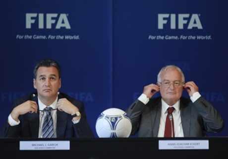 Fifa committee to review Garcia report