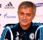 Mourinho hails 'beautiful' first half