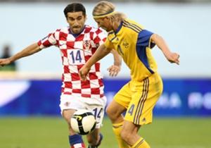 クロアチア代表の最年長デビュー記録を持つイバン・ユリッチ、2009年に33歳でデビュー