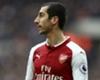 Arsenal playmaker Henrikh Mkhitaryan