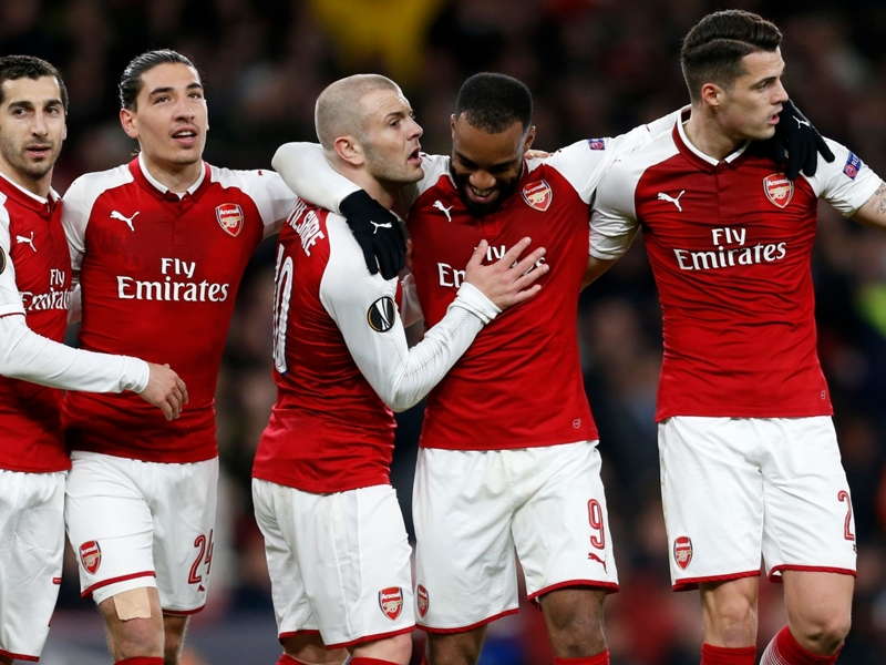 Europa League, andata quarti – Poker Arsenal, vince l'Atletico