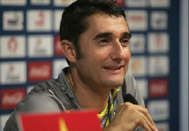 Villarreal Coach Ernesto Valverde Concedes His Side Were Second Best Against Valencia