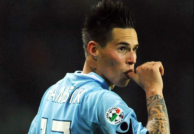 Goal.Com World Player Of The Week: Marek Hamsik - Napoli And Slovakia