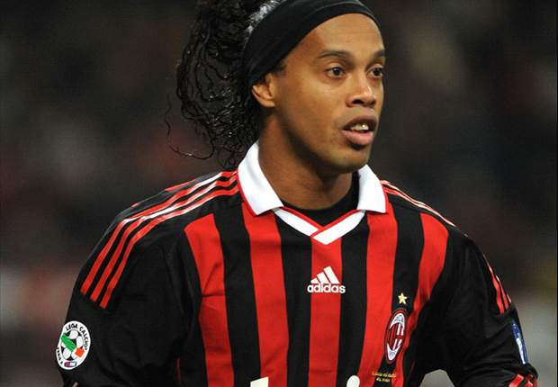 World Cup 2010: I Am A Better Player At Milan That What I Was At Barcelona - Ronaldinho