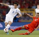 Angleterre, Baines out à son tour