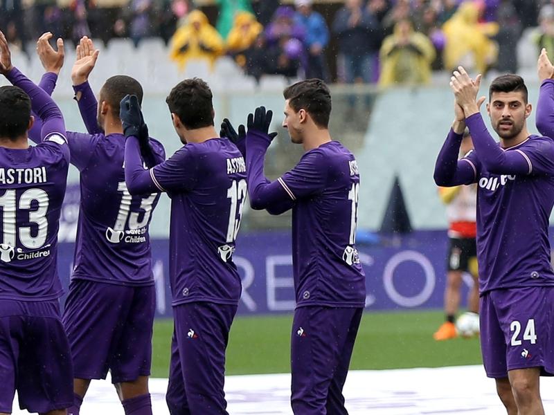 """Marco Benassi (Fiorentina) : """"Nous jouons à 12, Davide Astori est toujours avec nous"""""""