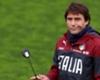 Italie, trois nouveaux convoqués contre l'Albanie