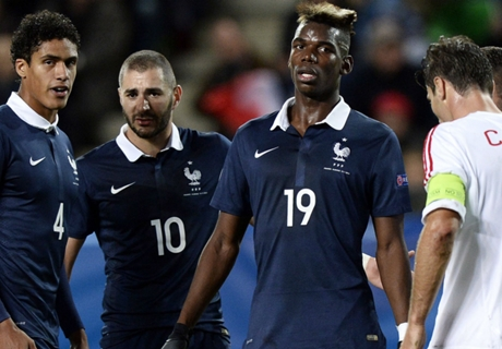 Pogba warned over complacency