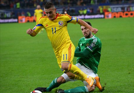 Match Report: Romania 2-0 N. Ireland