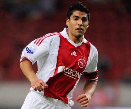 Luis Suarez, Ajax Amsterdam (Getty-Images)