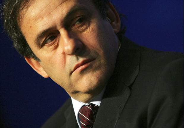 UEFA boss Michel Platini insists goal-line technology is not needed