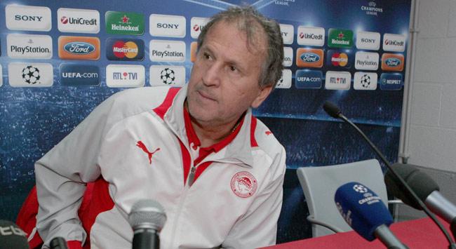 Resultado de imagem para ZICO Olympiakos
