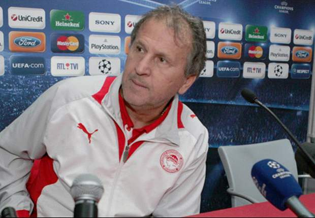 Olympiacos Coach Zico: We Have Our Fate In Our Own Hands Against Arsenal