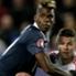 Paul Pogba in azione nell'ultima amichevole contro l'Albania