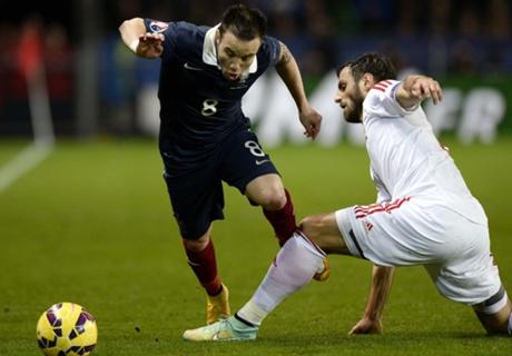 France 1-1 Albania: Griezmann equalizer