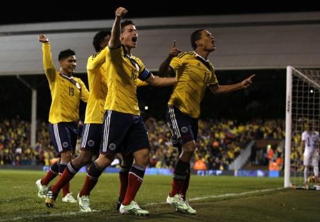 Previa amistoso: Colombia - Eslovenia
