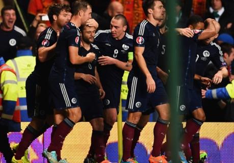 Scotland 1-0 Ireland: Maloney magic