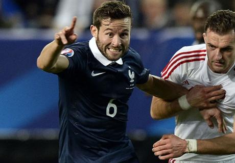 Laporan Pertandingan: Prancis 1-1 Albania
