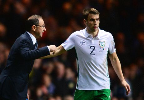 Ireland unchanged in Fifa ranking