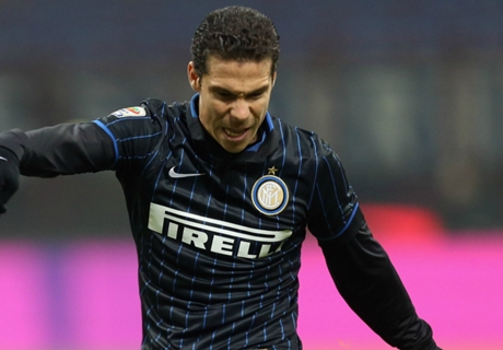 Hernanes boosted by 'ugly' Inter win