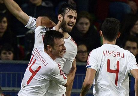 Previa amistoso: Italia - Albania