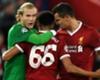 Liverpool goalkeeper Loris Karius.