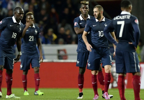Betting: France - Sweden