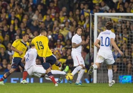 Laporan Pertandingan: AS 1-2 Kolombia