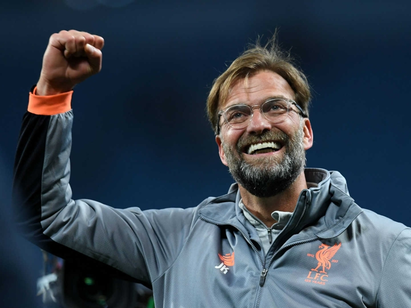 "Liverpool, Klopp : ""On a une chance, saisissons-là"""