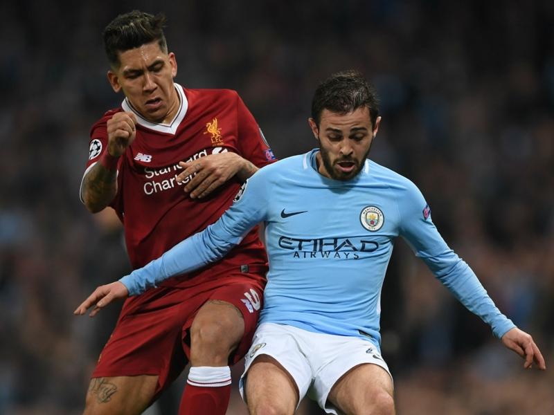 Pour Bernardo Silva, l'arbitrage vidéo aurait été utile à Manchester City en Ligue des Champions
