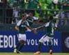José Sand Deportivo Cali gol a Danubio Copa Sudamericana