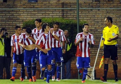 Paraguay 2-1 Peru: Gonzalez winner
