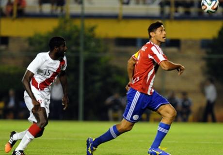 Paraguay venció a Perú