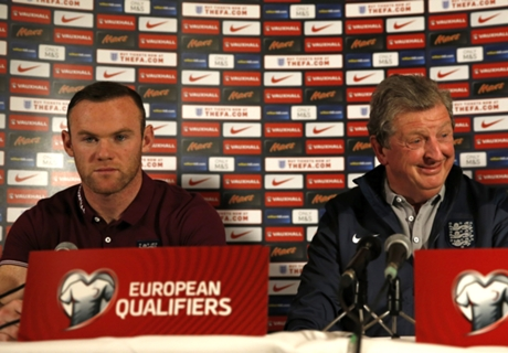 Hodgson: Rooney is an England great