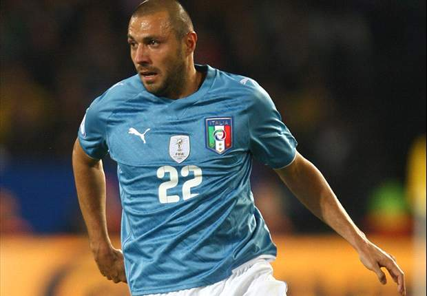 Andrea Dossena Set To Miss Napoli's Clash Against Juventus With Injury