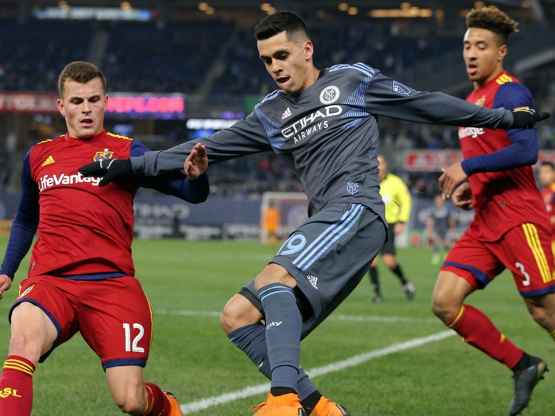 With or without David Villa, NYCFC looks like an MLS powerhouse