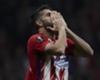 Atletico Madrid striker Diego Costa