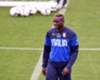 Balotelli suffers hamstring injury