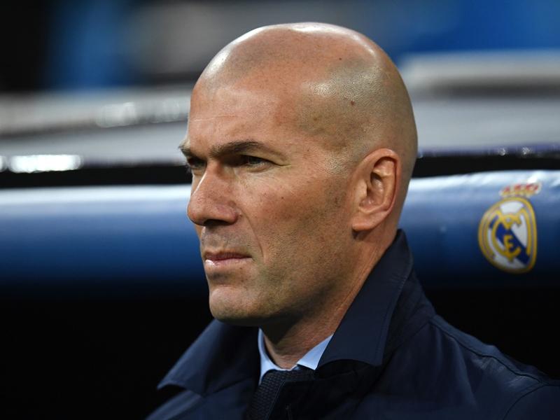 Zidane fuels Man Utd talk with coaching return revelation