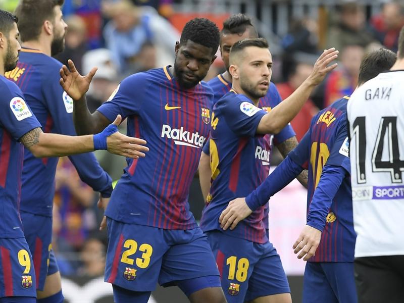 FC Barcelone, Samuel Umtiti en dit un peu plus sur son avenir