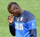Conte duda sobre el futuro de Balotelli